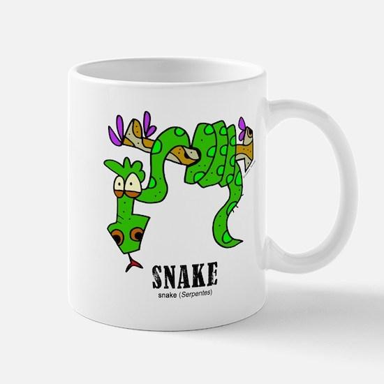 Funny Snake Mug