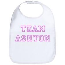 Pink team Ashton Bib