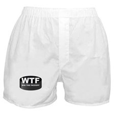 Win The Faceoff Boxer Shorts