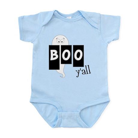 Boo 'Yall Infant Bodysuit