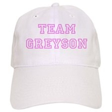 Pink team Greyson Baseball Cap