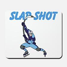 Slap Shot Mousepad