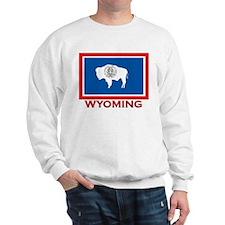 Wyoming Flag Merchandise Jumper