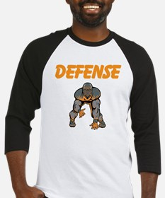 Football Defense Baseball Jersey