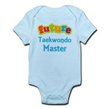 Future Taekwondo Master Infant Bodysuit