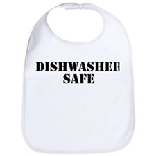 Dishwasher Safe Bib