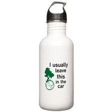 I usually leave this in the car Water Bottle
