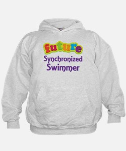 Future Synchronized Swimmer Hoodie