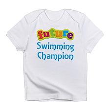 Future Swimming Champion Infant T-Shirt