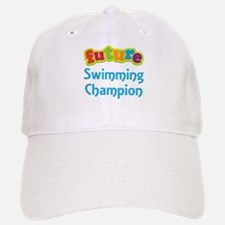 Future Swimming Champion Baseball Baseball Cap
