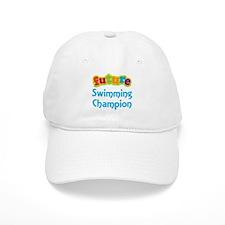 Future Swimming Champion Baseball Cap