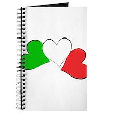 Italian Hearts Journal