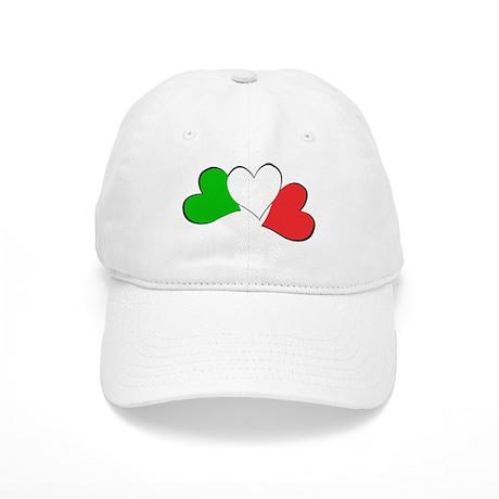 Italian Hearts Cap
