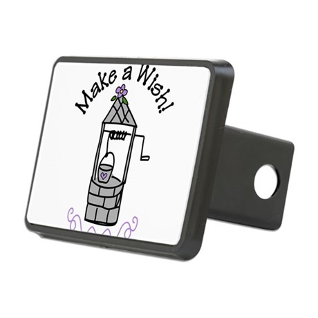 Make a Wish Rectangular Hitch Cover