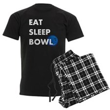 Eat Sleep Bowl Pajamas