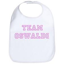 Pink team Oswaldo Bib