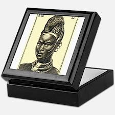 1939 Cameroon Mandarawa Woman Postage Stamp Keepsa