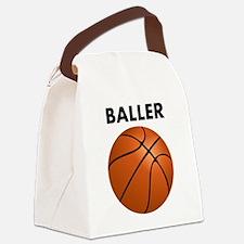 Baller Canvas Lunch Bag