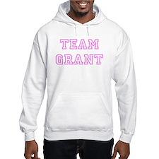 Pink team Grant Hoodie