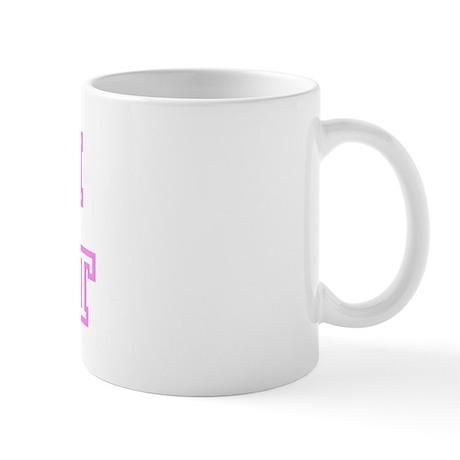 Pink team Grant Mug