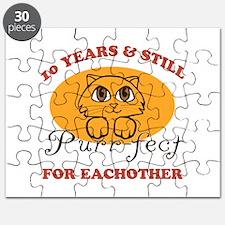 10th Purr-fect Anniversary Puzzle