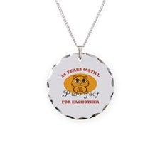 25th Purr-fect Anniversary Necklace
