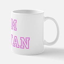 Pink team Donovan Mug