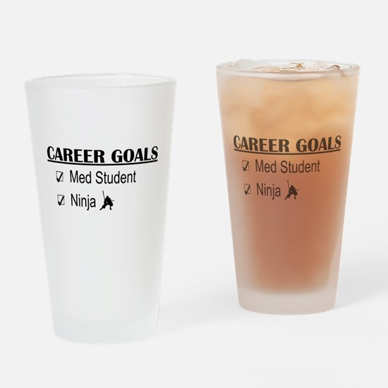 Unique Medical school Drinking Glass