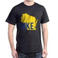 MKE Blue & Yellow T-Shirt
