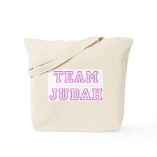 Pink team Judah Tote Bag