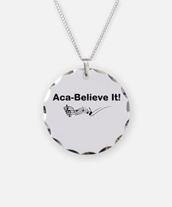 Aca-Believe It Products Necklace