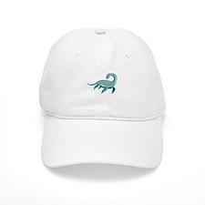 Loch Ness Monster Retro Baseball Cap
