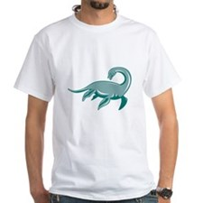 Loch Ness Monster Retro Shirt