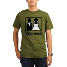 gameOOver1A.png T-Shirt