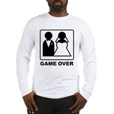 gameOOver1A.png Long Sleeve T-Shirt