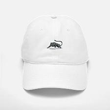 Jaguar Prowling Baseball Baseball Cap