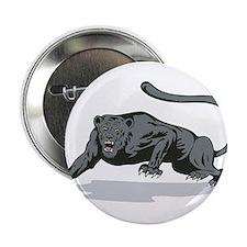 """Jaguar Prowling 2.25"""" Button"""
