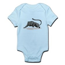 Jaguar Prowling Infant Bodysuit