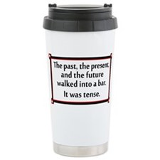 Cool Past future Travel Mug
