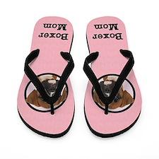 Boxer Mom Flip Flops