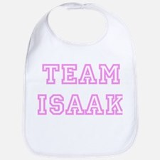 Pink team Isaak Bib