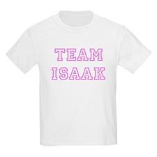 Pink team Isaak Kids T-Shirt