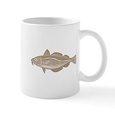 Atlantic Codfish Retro Mug