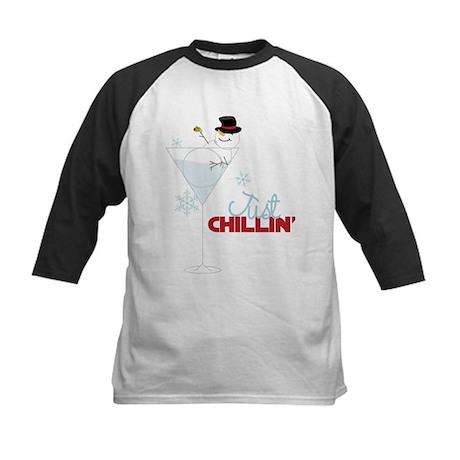 Just Chillin Kids Baseball Jersey