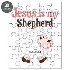 Jesus is Shepherd Puzzle