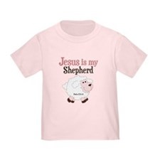 Jesus is Shepherd T