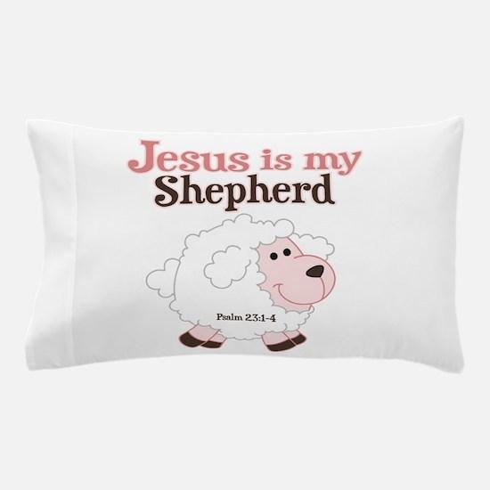 Jesus Is Shepherd Pillow Case