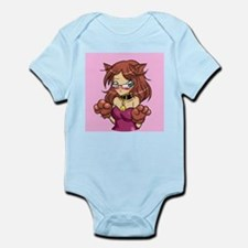 manga Kitty Infant Bodysuit
