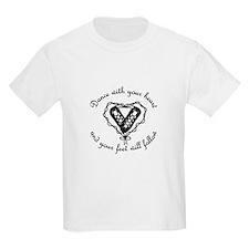 Ghillieheart4.jpg T-Shirt