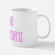 Pink team Jovanni Mug
